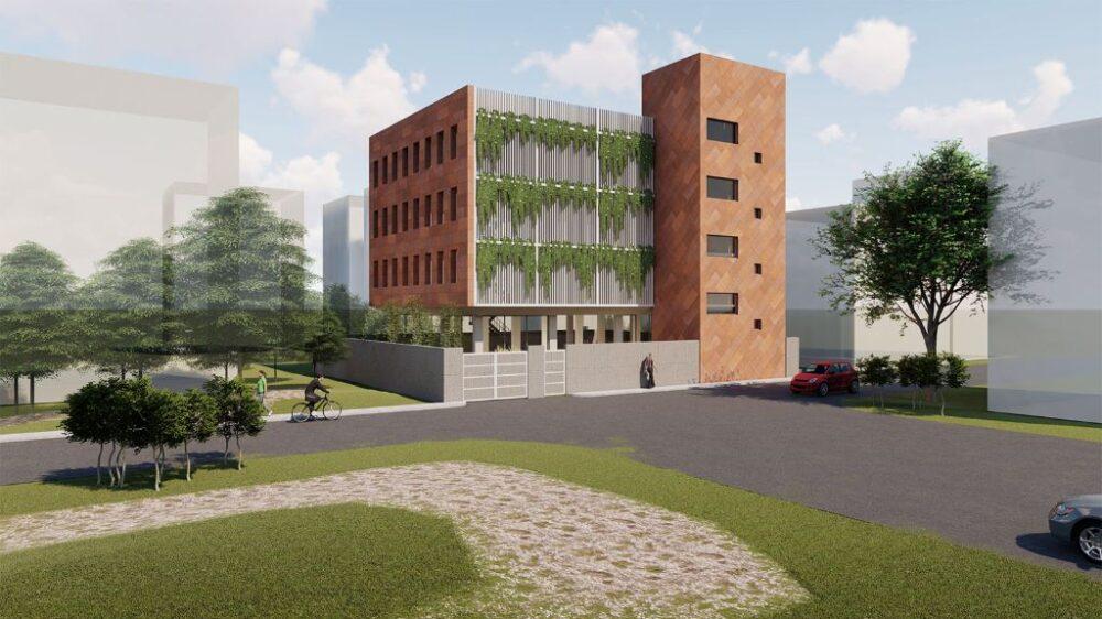 01_Basics_Architects_Rotary_Health_Centre