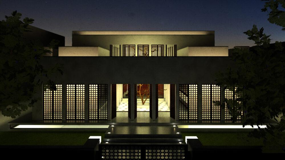 02-Basics-Architects-Architecture-Courtyard-House