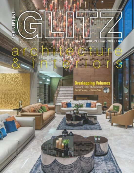 Pernod Ricard Offices, Dubai published in Glitz Architecture & Interiors