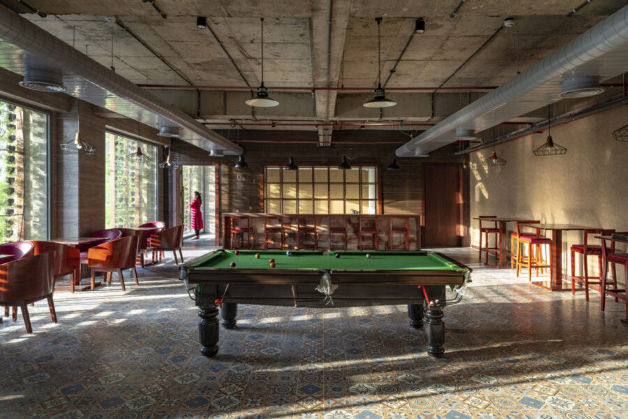 Sharnam Clubhouse Project published on the Hospitality Snapshots Blog