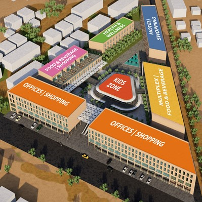 High Street: A Viable Model for Mixed-Use Developments in India